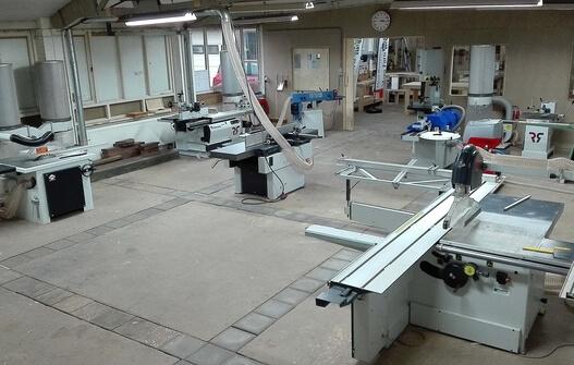 machinepark van open werkplaats manu forti
